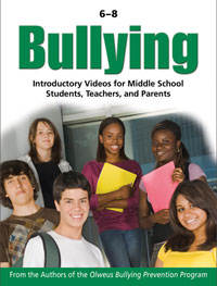 Bullying: Introductory Videos for Middle School Students, Teachers, and Parents