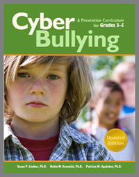 Cyber Bullying 3-5 cover