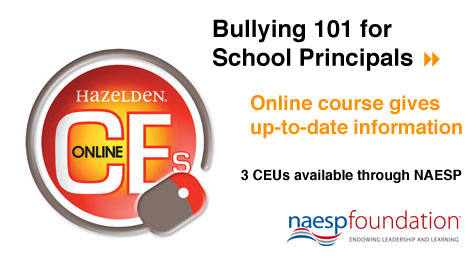 Bullying 101 for School Principals